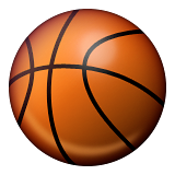 Basketball Emoji On Apple Ios 10 0