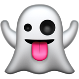Ghost on Apple iOS 10.0