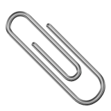 Paperclip on Apple iOS 10.0