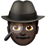 Detective: Dark Skin Tone on Apple iOS 10.0