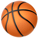 Basketball Emoji On Apple Ios 10 2
