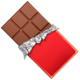 Chocolate Bar on Apple iOS 10.2