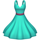 Dress on Apple iOS 10.2