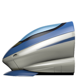 High-Speed Train on Apple iOS 10.2