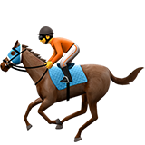 Horse Racing on Apple iOS 10.2