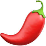 Hot Pepper on Apple iOS 10.2