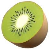 Kiwi Fruit on Apple iOS 10.2