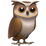 Owl on Apple iOS 10.2