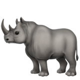 Rhinoceros on Apple iOS 10.2