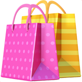 Shopping Bags on Apple iOS 10.2