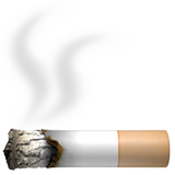 🚬 Cigarette Emoji on Apple iOS 10.2