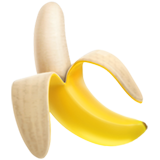 Banana on Apple iOS 10.3
