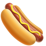 Hot Dog on Apple iOS 10.3
