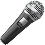 Microphone on Apple iOS 10.3