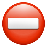 No Entry on Apple iOS 10.3