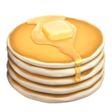 Pancakes on Apple iOS 10.3