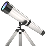 Telescope on Apple iOS 10.3