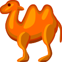 Two-Hump Camel on au by KDDI Type D-3