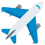 Airplane on JoyPixels 3.1
