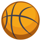 Basketball on JoyPixels 3.1
