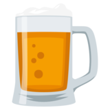 Beer Mug on JoyPixels 3.1