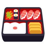 Bento Box on JoyPixels 3.1
