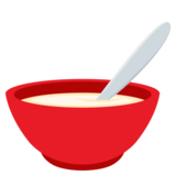 Bowl With Spoon on JoyPixels 3.1