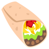 Burrito on JoyPixels 3.1