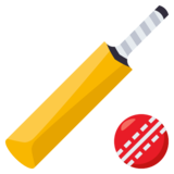 Cricket Game on JoyPixels 3.1