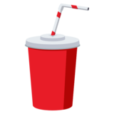 Cup With Straw on JoyPixels 3.1