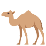 Camel on JoyPixels 3.1