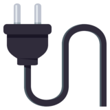 Electric Plug on JoyPixels 3.1