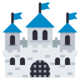 Castle on JoyPixels 3.1