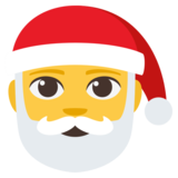 Santa Claus on JoyPixels 3.1