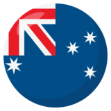 Flag: Australia on JoyPixels 3.1