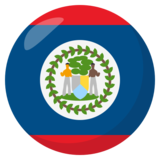 Flag: Belize on JoyPixels 3.1