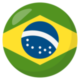 Flag: Brazil on JoyPixels 3.1