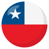 Flag: Chile on JoyPixels 3.1