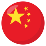 Flag: China on JoyPixels 3.1