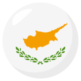 Flag: Cyprus on JoyPixels 3.1