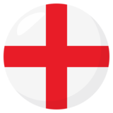 Flag: England on JoyPixels 3.1