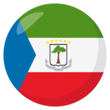 Flag: Equatorial Guinea on JoyPixels 3.1