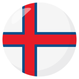 Flag: Faroe Islands on EmojiOne 3.1