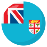 Flag: Fiji on JoyPixels 3.1
