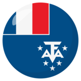 Flag: French Southern Territories on JoyPixels 3.1