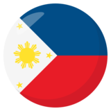 Flag: Philippines on JoyPixels 3.1