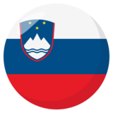 Flag: Slovenia on JoyPixels 3.1