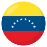 Flag: Venezuela on JoyPixels 3.1