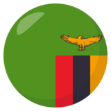 Flag: Zambia on JoyPixels 3.1