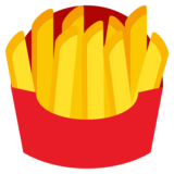 French Fries on JoyPixels 3.1